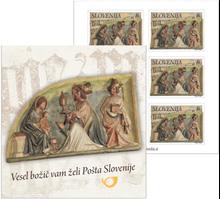 Zvežček Božič B – Poklon treh kraljev