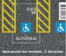 Mednarodni dan invalidov – blok