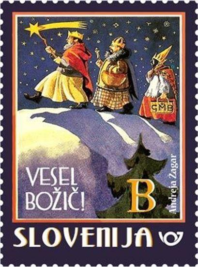 Božič B – koledniki