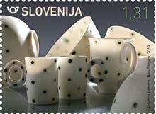 Sodobni rokodelci Slovenije - sodobno oblikovanje porcelana