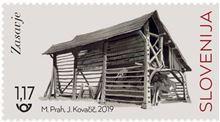 Slovenski kozolci - Zasavje