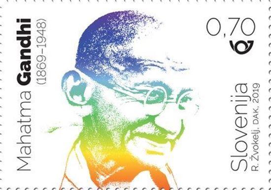 Obletnice - 150. obletnica rojstva Mahatme Gandhija