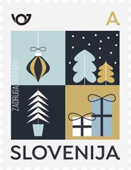 Novo leto A – novoletni simboli