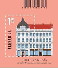 Arhitektura na Slovenskem - Mestna hranilnica ljubljanska