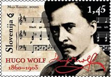Znamenite osebnosti - Hugo Wolf