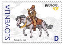 EUROPA - postiljon
