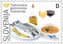 EUROMED POSTAL - Traditional Gastronomy of the Mediterranean