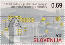 100 let distribucije električne energije izmenične napetosti v Mariboru
