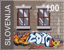 Grafitiranje kot vandalizem