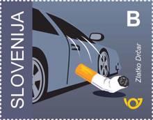 Odmetavanje cigaretnih ogorkov