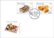 Picture of Z žlico po Sloveniji - Ribe v šavorju, istrski štruklji