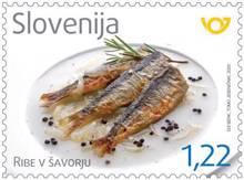 Z žlico po Sloveniji - Ribe v šavorju