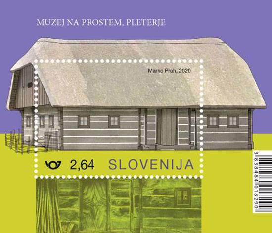 Kmečke hiše na Slovenskem - Muzej na prostem, Pleterje