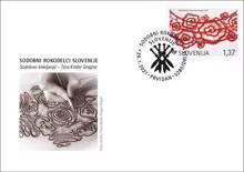 Sodobni rokodelci Slovenije - sodobno klekljanje