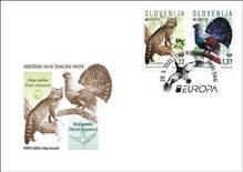 EUROPA - ogrožene divje živalske vrste