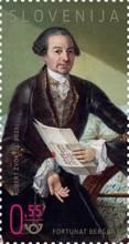 Fortunat Bergant in njegova dela - Volbenk Danijel baron Erberg