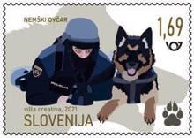 Živalstvo - psi v službi človeka: nemški ovčar