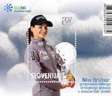 Šport - Nika Križnar